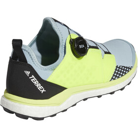 adidas TERREX Agravic Boa Sko Damer, ash grey/solar yellow/core black